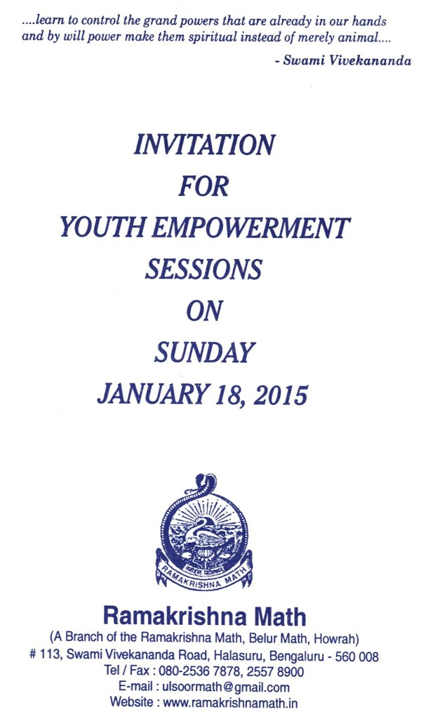 Youth Empowerment Page 1
